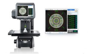 Keyence IM series optical Image Dimension Measurement System D&D Enterprises of Greensboro, Inc. USA