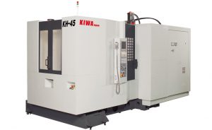 Kiwa KH-45 Horizontal Machining Center D&D Enterprises of Greensboro, Inc. USA