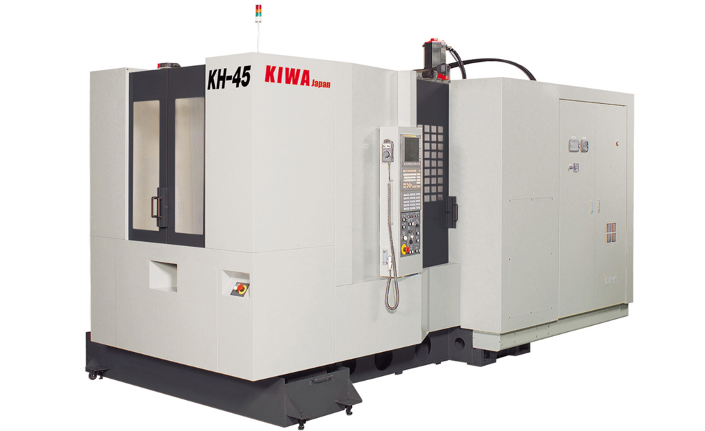 Kiwa KH-45 Horizontal Machining Center D&D Enterprises of Greensboro, Inc. USA