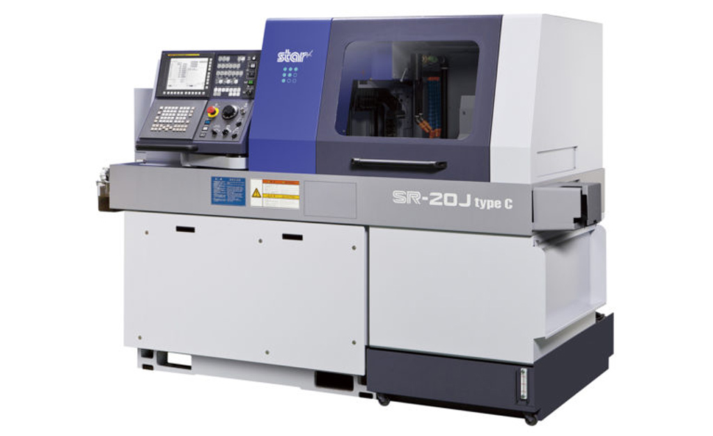 star swiss turning machine 20J type cD&D Enterprises of Greensboro, Inc. USA