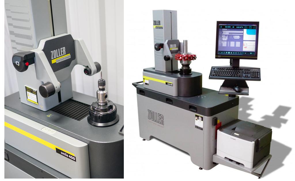 ZOLLER Universal Presetter and Measuring Machine D&D Enterprises of Greensboro, Inc. USA